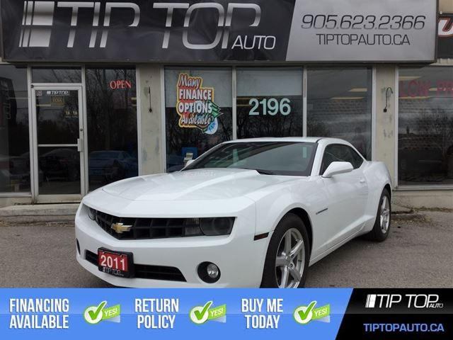 2011 Chevrolet Camaro 2LT ** Leather, Bluetooth, Automatic ** in Bowmanville, Ontario