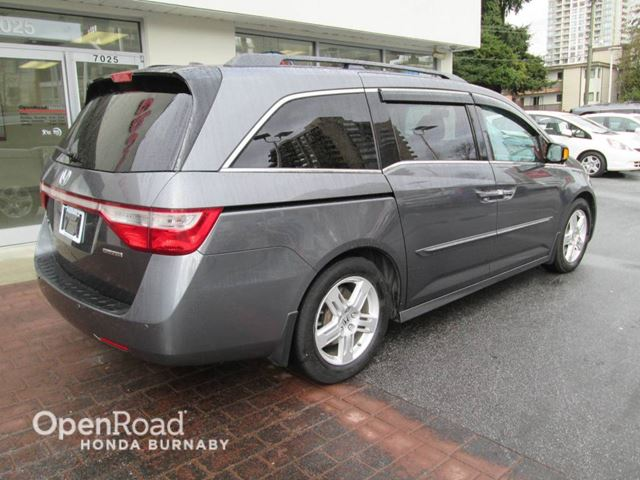 2012 honda odyssey touring burnaby british columbia. Black Bedroom Furniture Sets. Home Design Ideas