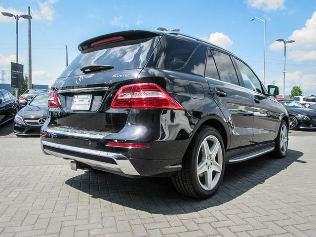 2014 mercedes benz m class ml350 bluetec 4matic ottawa for Mercedes benz ml350 bluetec price