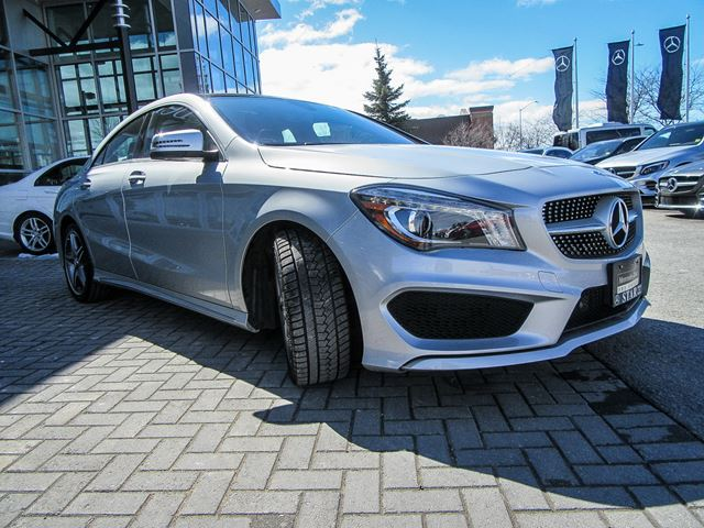 2016 mercedes benz cla250 4matic coupe ottawa ontario used car for sale 2738144. Black Bedroom Furniture Sets. Home Design Ideas