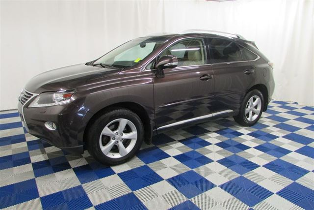 2013 LEXUS RX 350 AWD/COOLED MEMORY SEATS/REAR VIEW CAM/SUNROOF in Winnipeg, Manitoba