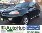 2001 Acura MDX (SOLD AS IS) LEATHER SUNROOF ALLOY in Hamilton, Ontario