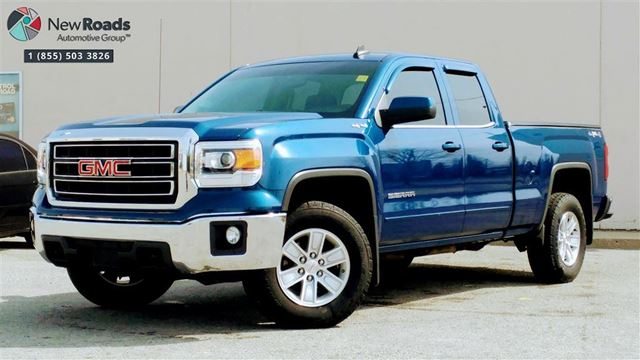 2015 gmc sierra 1500 sle sle one owner no accident fully serviced newmarket ontario used. Black Bedroom Furniture Sets. Home Design Ideas