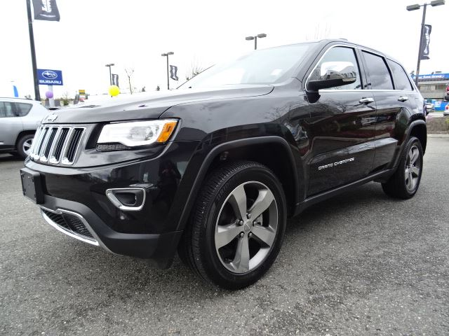 2016 jeep grand cherokee limited accident free w 4x4 leather panoramic sunroof surrey. Black Bedroom Furniture Sets. Home Design Ideas