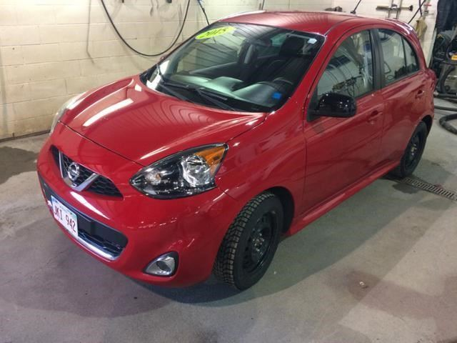 2015 Nissan Micra S in Edmundston, New Brunswick