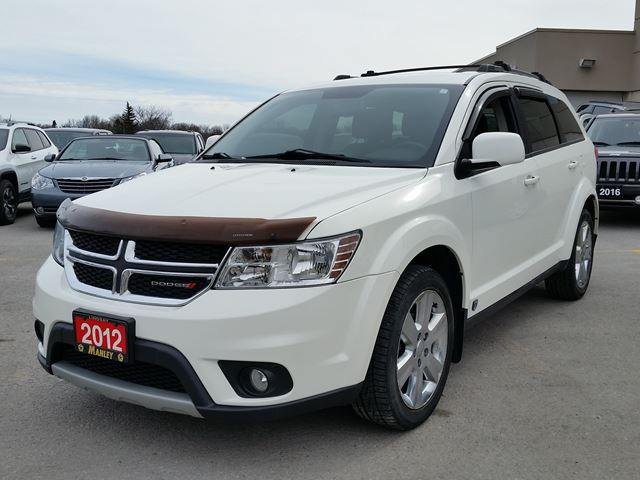 2012 dodge journey crew lindsay ontario car for sale 2738814. Black Bedroom Furniture Sets. Home Design Ideas