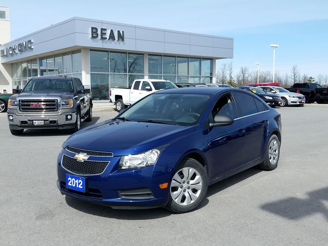 2012 chevrolet cruze ls w 1sb blue bean chevrolet buick. Black Bedroom Furniture Sets. Home Design Ideas
