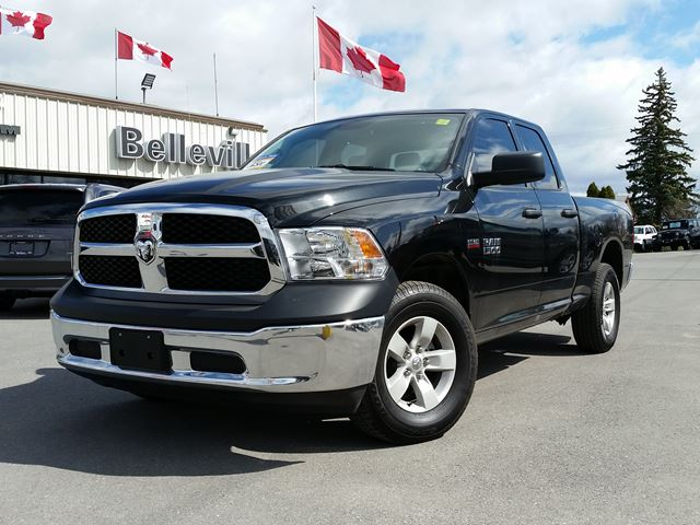 2017 DODGE RAM 1500 ST-hemi-spray in liner in Belleville, Ontario