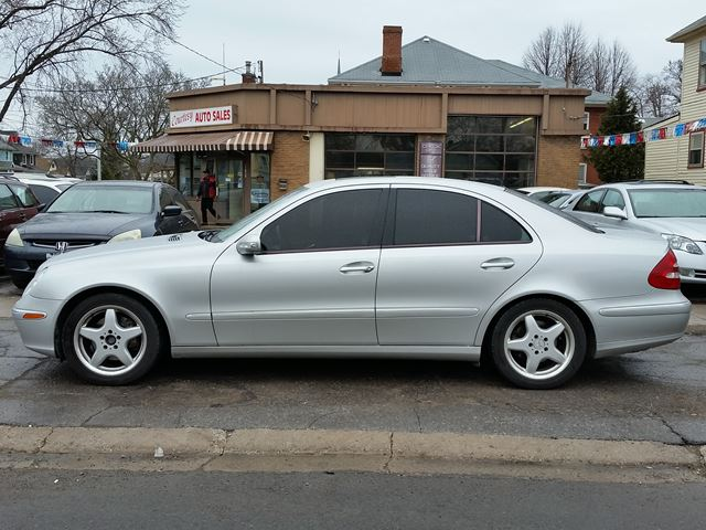 2003 mercedes benz e class 5 0l e500 st catharines for 2003 mercedes benz e320 for sale