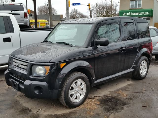 2008 honda element ex st catharines ontario car for sale 2739935. Black Bedroom Furniture Sets. Home Design Ideas