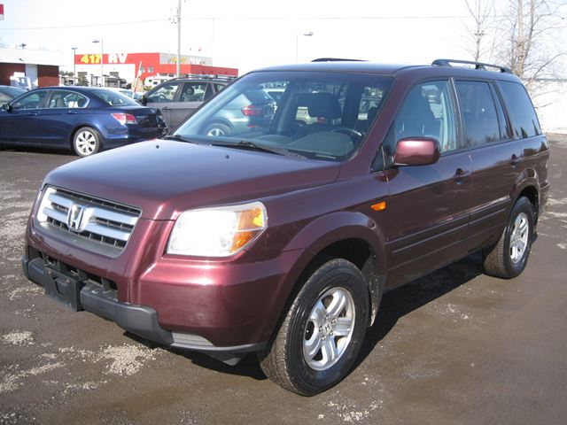 2008 honda pilot lx certified vars ontario car for sale 2739505. Black Bedroom Furniture Sets. Home Design Ideas