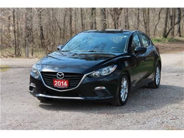 2014 MAZDA MAZDA3 GS-SKY   Bluetooth   CERTIFIED + E-Tested in Kitchener, Ontario