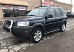 2003 Land Rover Freelander LOW KMS ....SUNROOF, LIKE NEW INSIDE! in Orono, Ontario