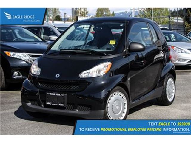 2008 SMART FORTWO Pure CD Player and AM/FM Radio in Coquitlam, British Columbia