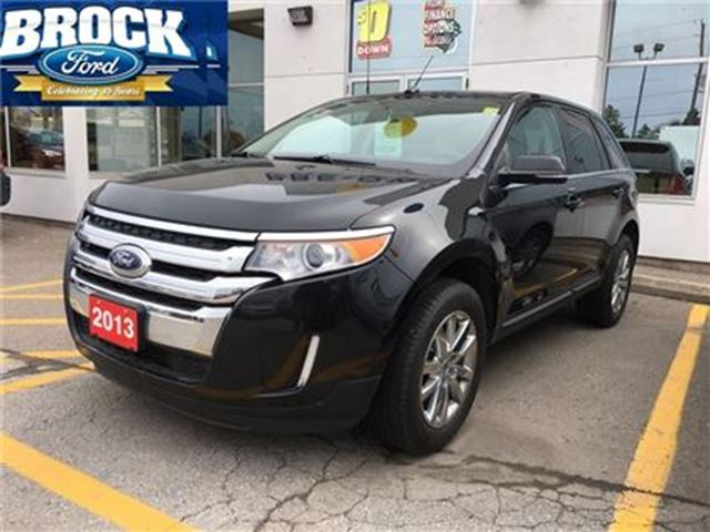2013 ford edge limited no accidents roof navigation for Ford edge motor oil type