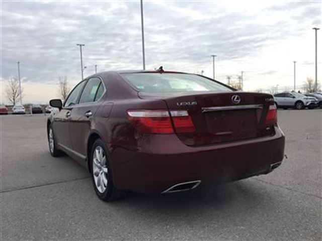 2009 lexus ls 460 awd nav self parking bowmanville. Black Bedroom Furniture Sets. Home Design Ideas