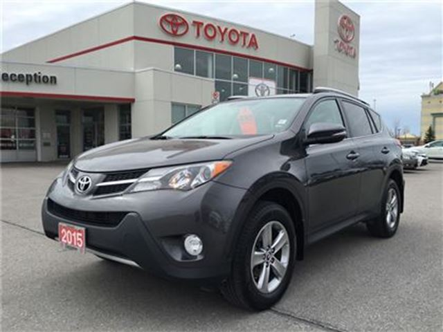 2015 TOYOTA RAV4 XLE AWD 1 Owner! in Bowmanville, Ontario