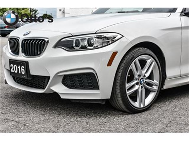 2016 Bmw 228i Xdrive Coupe Ottawa Ontario Used Car For