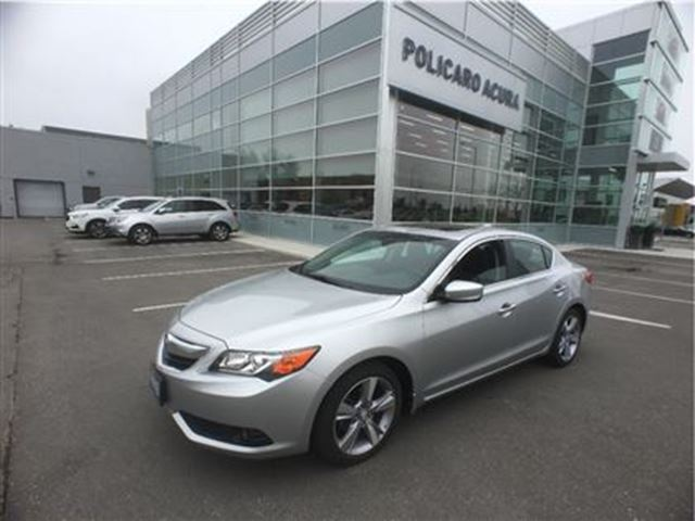 2013 ACURA ILX Tech at Technology Package, Navigation, One Owner, in Brampton, Ontario