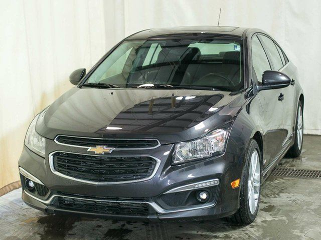 2015 chevrolet cruze 2lt rs sedan w turbo navigation leather sunroof edmonton alberta car. Black Bedroom Furniture Sets. Home Design Ideas