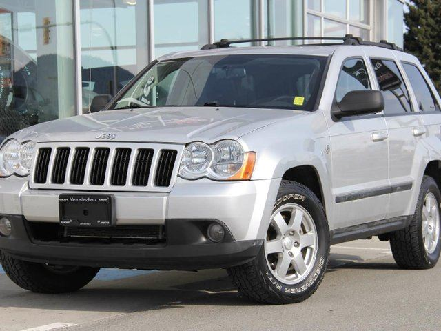 2008 Jeep Grand Cherokee Laredo | Diesel Engine | Power Adjustable Pedals | Boston Acoustics Sound System in Kamloops, British Columbia