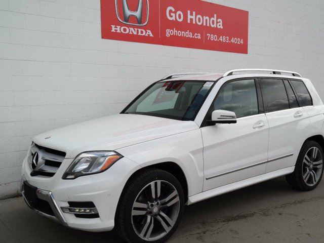 2014 MERCEDES-BENZ GLK-CLASS GLK250, DIESEL, AWD, LEATHER in Edmonton, Alberta