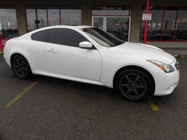 2011 INFINITI G37 x AWD COUPE Leather, Heated Seats, Back-up Cam, Bluetooth, A/C, - Edmonton in Sherwood Park, Alberta