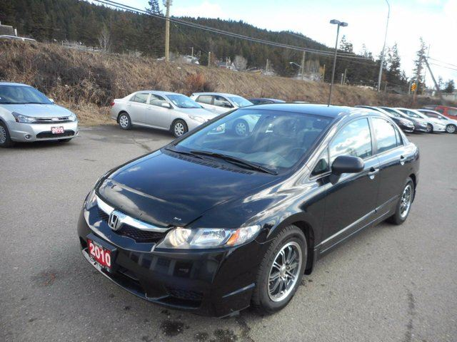 2010 HONDA CIVIC DX-G in Williams Lake, British Columbia