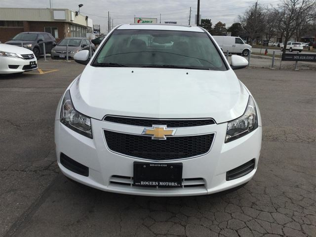 2012 chevrolet cruze 2lt sunroof bluetooth oakville. Black Bedroom Furniture Sets. Home Design Ideas
