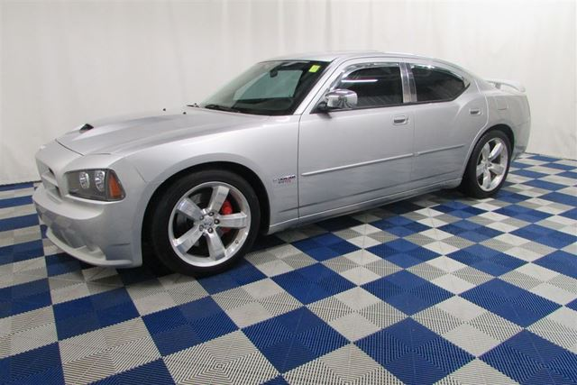 2006 Dodge Charger SRT8/NAV/REAR CAM/WOW ONLY 29, 058 KM!! in Winnipeg, Manitoba