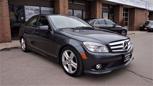 2010 mercedes benz c class 4matic awd c class no accident for Mercedes benz c300 4matic 2010 price