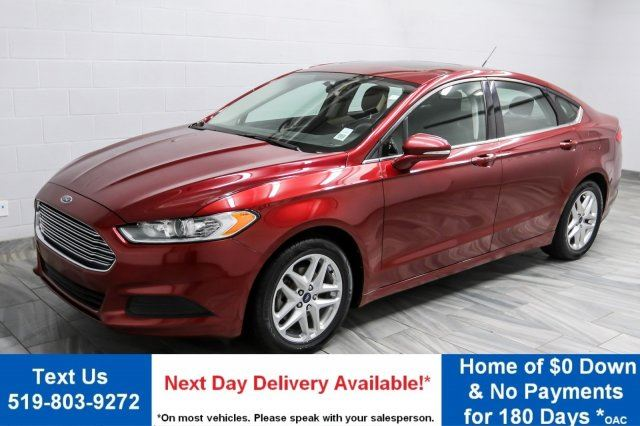 2013 ford fusion se sunroof new tires heated seats. Black Bedroom Furniture Sets. Home Design Ideas