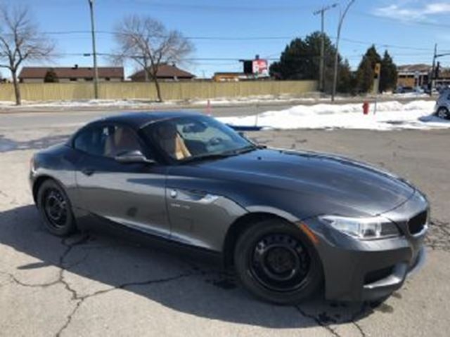 2014 BMW Z4 28i Roadster M Sport, BMW Assist, Navigation, Lease Protect in Mississauga, Ontario