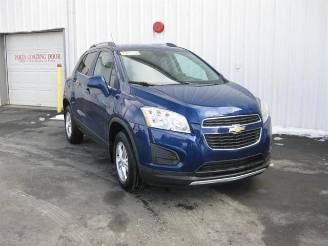 2014 Chevrolet Trax LT in Carbonear, Newfoundland And Labrador