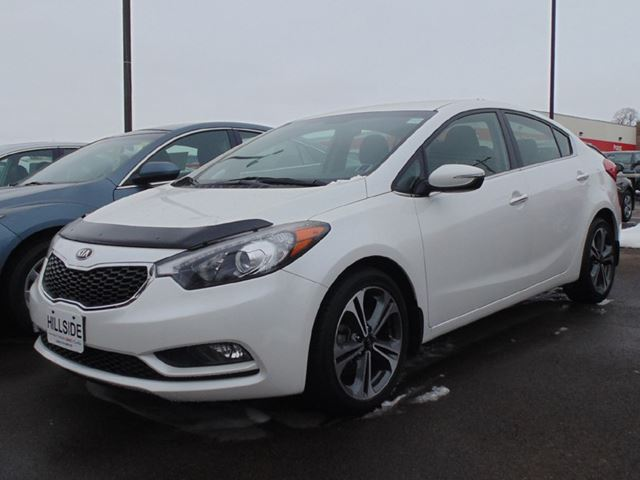 used 2014 kia forte 4 cy ex charlottetown. Black Bedroom Furniture Sets. Home Design Ideas
