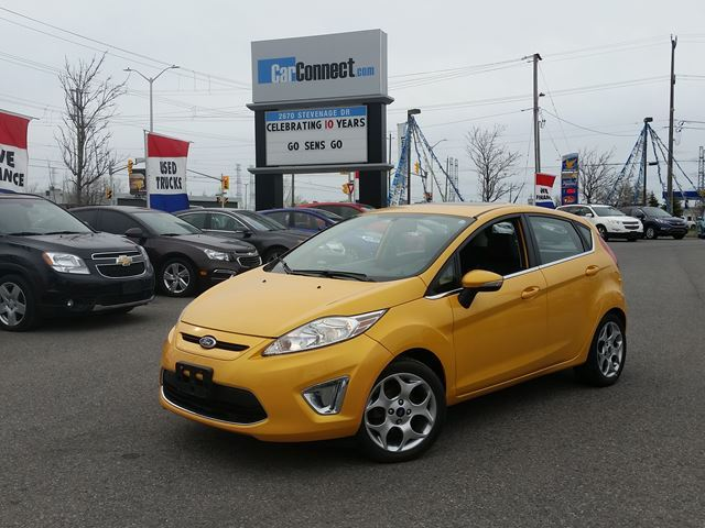 2011 Ford Fiesta SES ONLY $19 DOWN $47/WKLY!! in Ottawa, Ontario