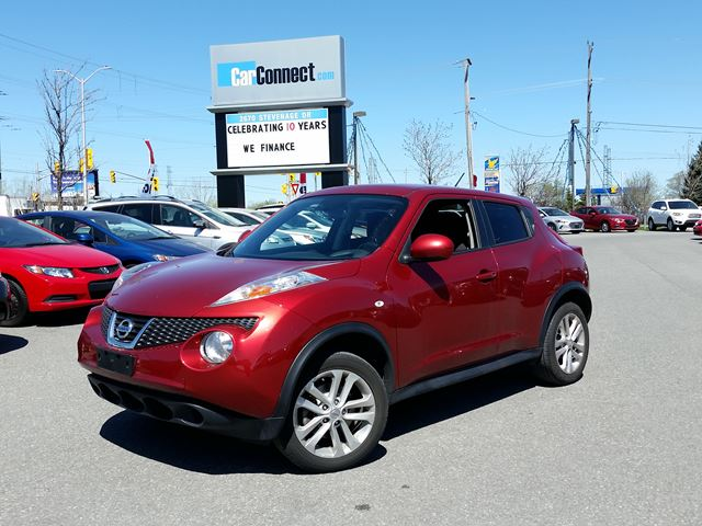 2014 Nissan Juke ONLY $19 DOWN $54/WKLY!! in Ottawa, Ontario