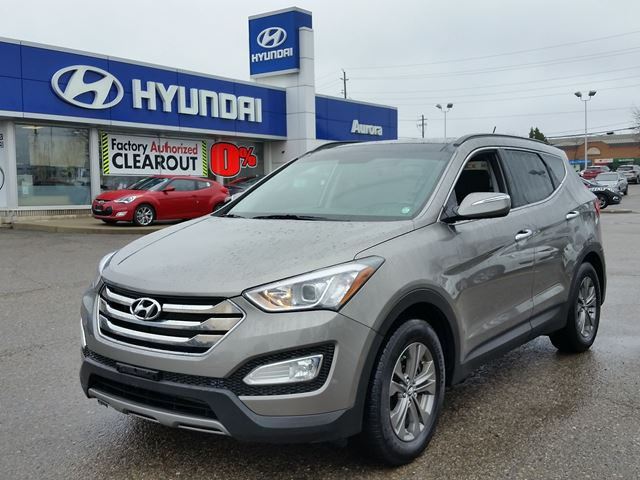 2014 hyundai santa fe sport luxury aurora ontario car for sale 2739996. Black Bedroom Furniture Sets. Home Design Ideas