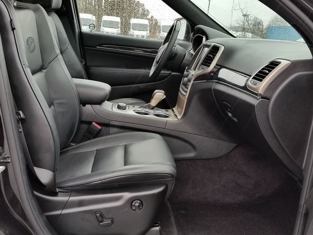 used 2016 jeep grand cherokee overland 4x4 leather. Black Bedroom Furniture Sets. Home Design Ideas