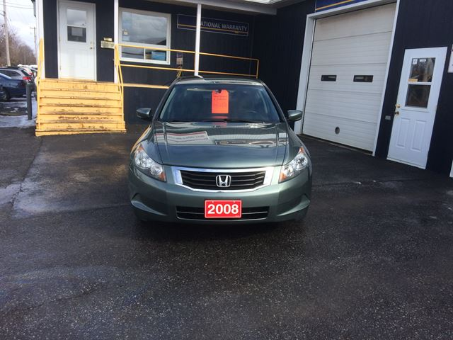 2008 Honda Accord LX in Alexandria, Ontario