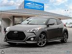 2016 Hyundai Veloster Turbo TURBO LEATHER PANORAMIC ROOF FAST AND SPORTY in Edmonton, Alberta
