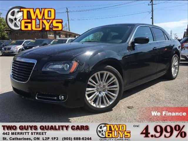 2014 Chrysler 300 S LEATHER PANORAMIC ROOF NAVIGATION in St Catharines, Ontario