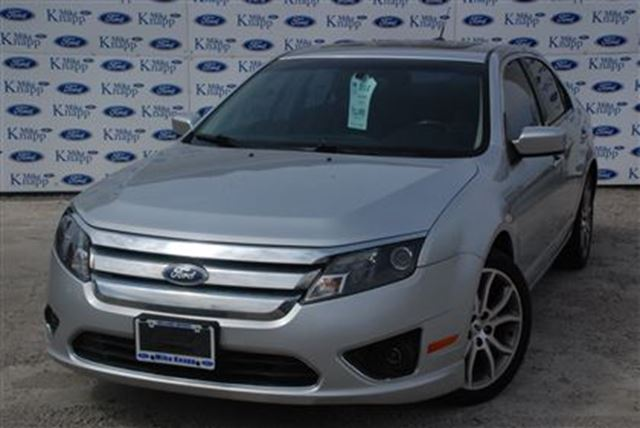2012 ford fusion sel welland ontario used car for sale 2741314. Black Bedroom Furniture Sets. Home Design Ideas