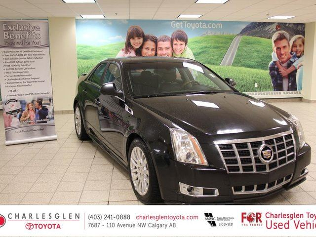 2012 CADILLAC CTS Performance Collection in Calgary, Alberta