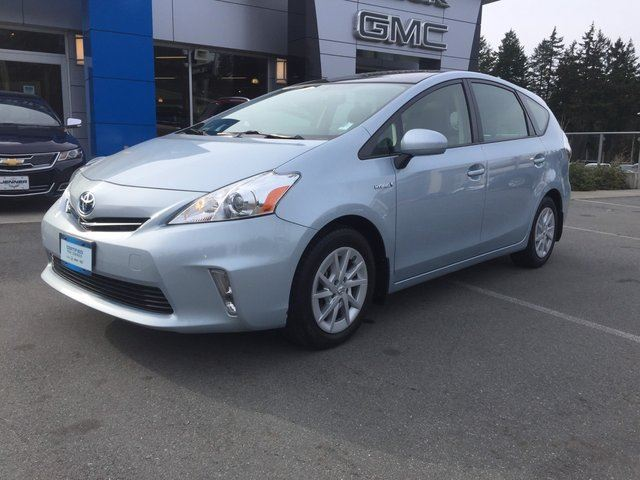 2012 Toyota Prius Base 5dr Wagon in Victoria, British Columbia