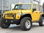 2011 Jeep Wrangler Unlimited Sahara in Kamloops, British Columbia