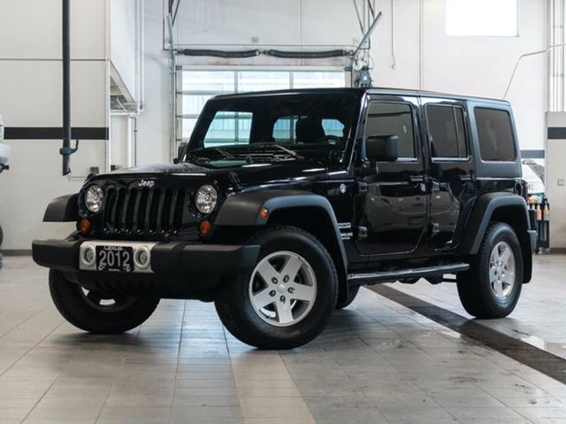 2012 jeep wrangler unlimited sport 4d utility 4wd kelowna british columbia used car for sale. Black Bedroom Furniture Sets. Home Design Ideas