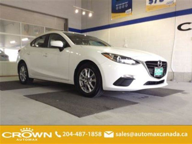 2014 MAZDA MAZDA3 GS-SKY *Backup Camera* in Winnipeg, Manitoba