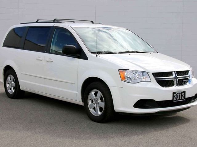 2012 DODGE GRAND CARAVAN SE/SXT in Kelowna, British Columbia