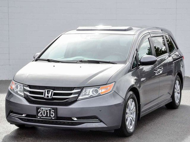 2015 honda odyssey ex l kelowna british columbia car for sale 2740764. Black Bedroom Furniture Sets. Home Design Ideas